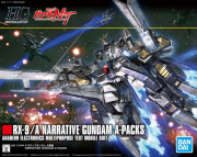 1.144 HGUC NARRATIVE GUNDAM A-PACKS