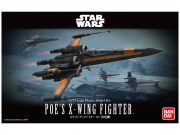 1.72 Poes X-Wing Fighter