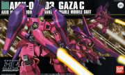 1144 HGUC GAZA-C PRODUCTION