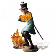 BANPRESTO ONE PIECE STAMPEDE SABO BROTHERHOOD III V1