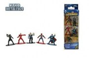NANO METALFIGS MARVEL 1.65 FIGURE 5PK AVENGERS INFINITY WARS PACK 1 - WAVE 3