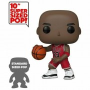POP NBA BULLS 10  MICHAEL JORDAN (RED JERSEY)
