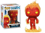 Pop Marvel Fantastic Four - Human Torch