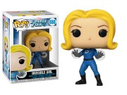 Pop Marvel Fantastic Four - Invisible Girl