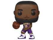 Pop NBA Lakers - LeBron James (Purple Jersey)